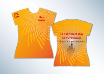 Say Hello Tradeshow Campaign | AllEarth Renewables