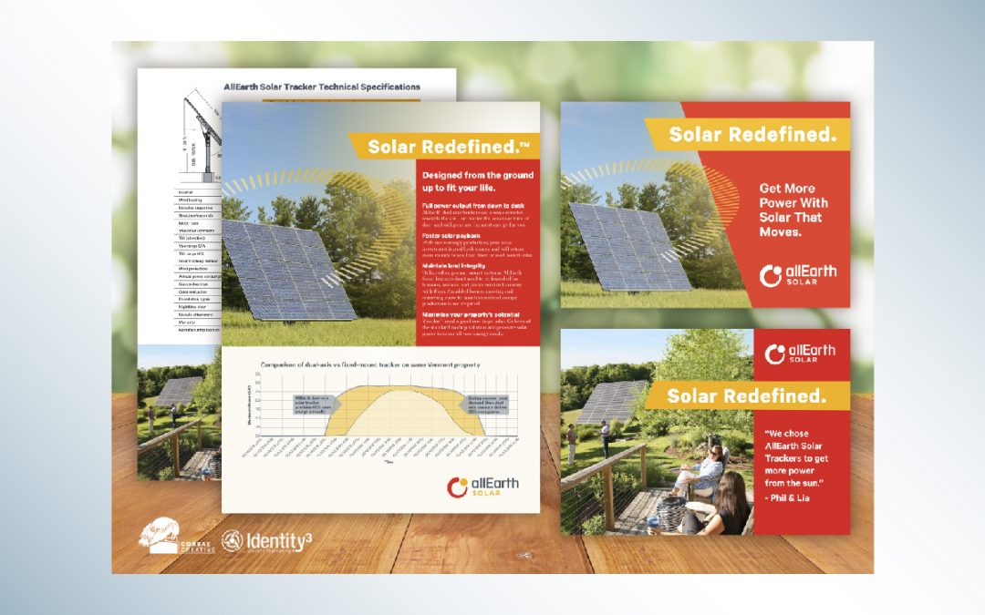 Solar Redefined Dealer Campaign | AllEarth Renewables