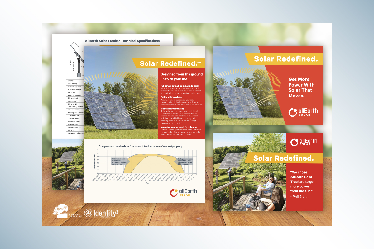 Solar Redefined Dealer Campaign AllEarth image